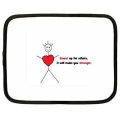 Antibully Lk Netbook Case (Large)