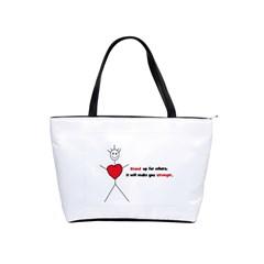 Antibully Lk Large Shoulder Bag
