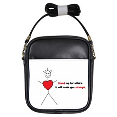 Antibully Lk Girl s Sling Bag