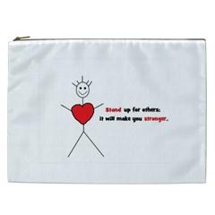Antibully Lk Cosmetic Bag (XXL)