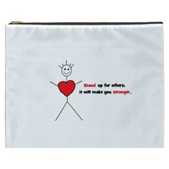 Antibully Lk Cosmetic Bag (XXXL)