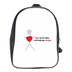 Antibully Lk School Bag (XL)