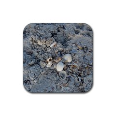 Sea Shells On The Shore Drink Coasters 4 Pack (square)