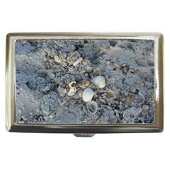 Sea Shells on the Shore Cigarette Money Case