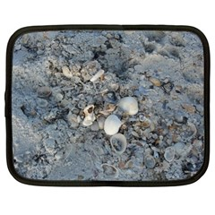 Sea Shells On The Shore Netbook Case (xl)