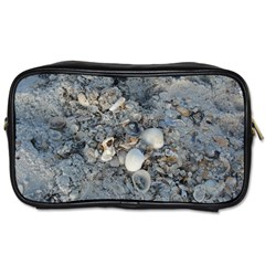 Sea Shells on the Shore Travel Toiletry Bag (One Side)