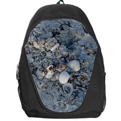 Sea Shells On The Shore Backpack Bag