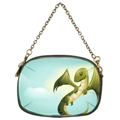 Flying High Chain Purse (One Side)