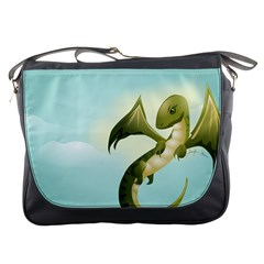 Flying High Messenger Bag