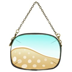 Wave Chain Purse (One Side)