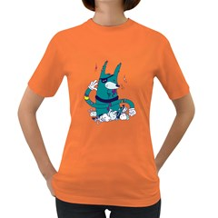 P4RTY G0D Womens' T-shirt (Colored)