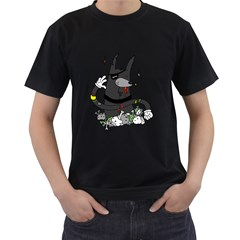 P4rty G0d [og] Mens' T Shirt (black)