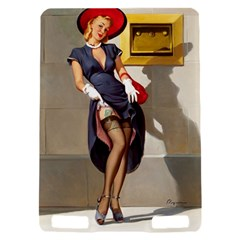 Retro Pin-up Girl Kindle Touch 3G Hardshell Case