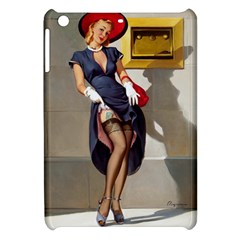 Retro Pin-up Girl Apple iPad Mini Hardshell Case