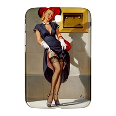 Retro Pin-up Girl Samsung Galaxy Note 8.0 N5100 Hardshell Case