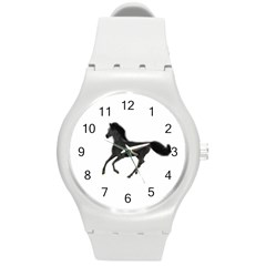 Running Horse Plastic Sport Watch (medium)