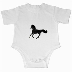 Running Horse Infant Creeper