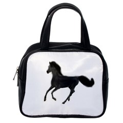 Running Horse Classic Handbag (One Side)