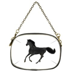 Running Horse Chain Purse (One Side)
