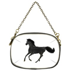 Running Horse Chain Purse (two Side)