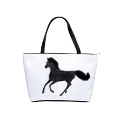 Running Horse Large Shoulder Bag