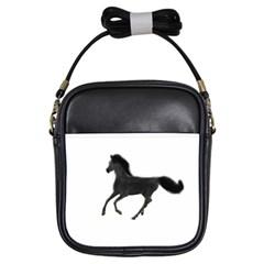 Running Horse Girl s Sling Bag