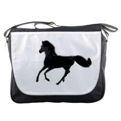 Running Horse Messenger Bag