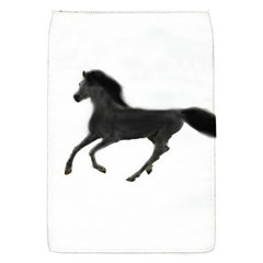 Running Horse Removable Flap Cover (Small)