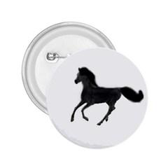 Running Horse 2.25  Button