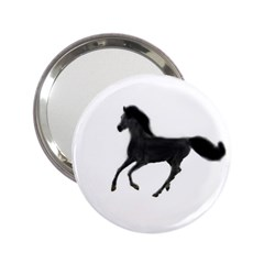 Running Horse Handbag Mirror (2.25 )