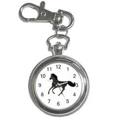 Running Horse Key Chain & Watch