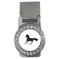 Running Horse Money Clip (CZ)