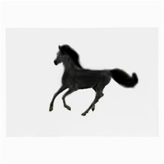 Running Horse Glasses Cloth (Large, Two Sided)