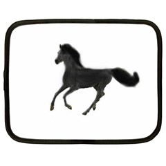 Running Horse Netbook Case (Large)