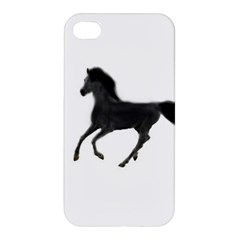 Running Horse Apple iPhone 4/4S Premium Hardshell Case