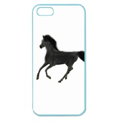 Running Horse Apple Seamless iPhone 5 Case (Color)