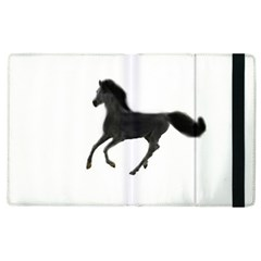 Running Horse Apple Ipad 3/4 Flip Case