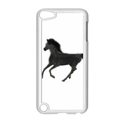 Running Horse Apple Ipod Touch 5 Case (white)
