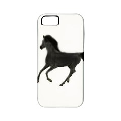 Running Horse Apple iPhone 5 Classic Hardshell Case (PC+Silicone)