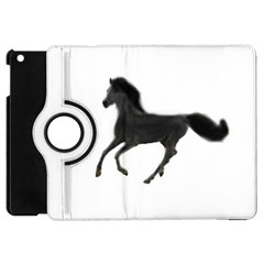 Running Horse Apple iPad Mini Flip 360 Case