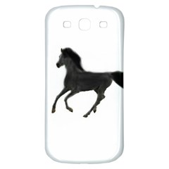 Running Horse Samsung Galaxy S3 S Iii Classic Hardshell Back Case