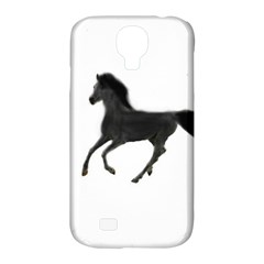 Running Horse Samsung Galaxy S4 Classic Hardshell Case (PC+Silicone)