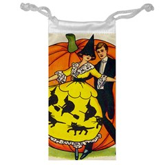 Hallowe en Greetings  Jewelry Bag