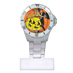 Hallowe en Greetings  Nurses Watch