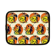 Hallowe en Greetings  Netbook Case (Small)