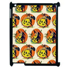 Hallowe en Greetings  Apple iPad 2 Case (Black)