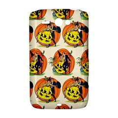 Hallowe en Greetings  HTC ChaCha / HTC Status Hardshell Case
