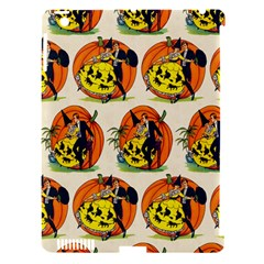 Hallowe en Greetings  Apple iPad 3/4 Hardshell Case (Compatible with Smart Cover)