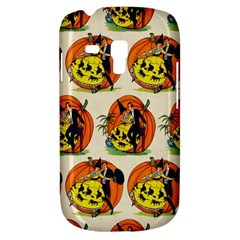 Hallowe en Greetings  Samsung Galaxy S3 MINI I8190 Hardshell Case