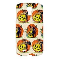 Hallowe en Greetings  Samsung Galaxy S4 I9500/I9505 Hardshell Case